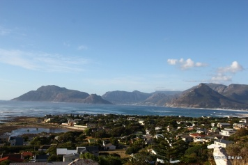 Blick in Richtung Hout Bay