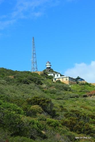 Aussichtspunkt am Cape Point