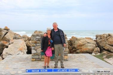 Der südlichste Punkt Afrikas - Cap Agulhas