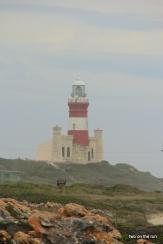 Leuchtturm am Cape Agulhas
