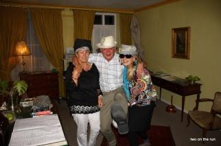 Stellenbosch Hotel - wir dachten wir sind allein