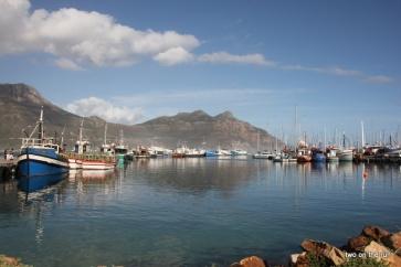 Hafen in Hout Bay
