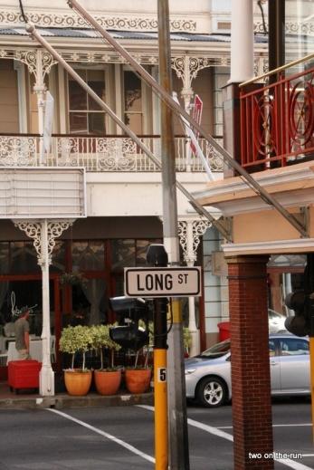 Kapstadt Long Street - Ausgehmeile