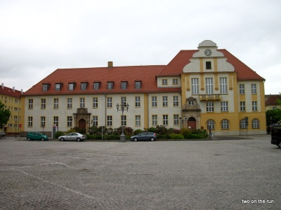 Alte Heimat - Rathaus
