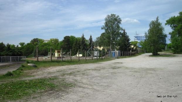 Alte Heimat - Am Stadion der Kraftwerker