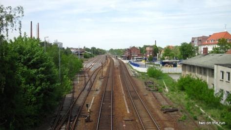 Alte Heimat - Bahnhof