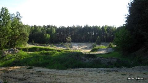 Alte Heimat - Kiesgrube