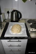 Fertig für den Ofen