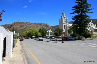 Route 62 - Montagu