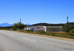 Route 62 - Montagu - Ladismith