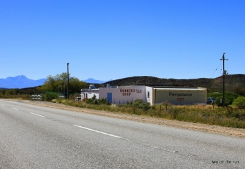 Route 62 - Montagu - Ladismith