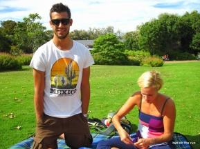 Picknick mit Janni und Josè