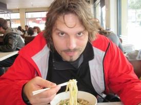 Essen beim Japaner