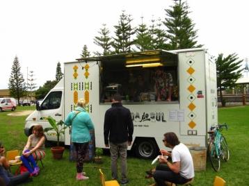 Brasilian Foodtruck in Frematle