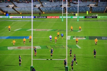Rugby Wallabies - Los Pumas