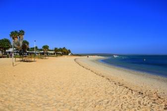 """Beach in """"Monkey Mia"""""""