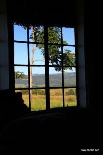 Swaziland - Blick aus dem Fenster unseres Häuschens
