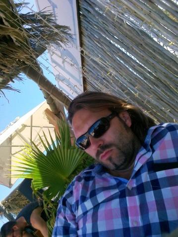 Relaxen im Beach Club