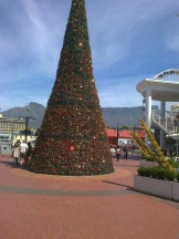 Kegelstumpfweihnachtsbaum