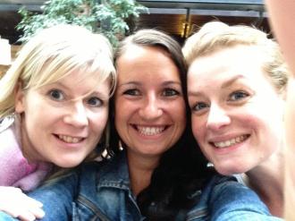 Steffi, Hanni, Angie