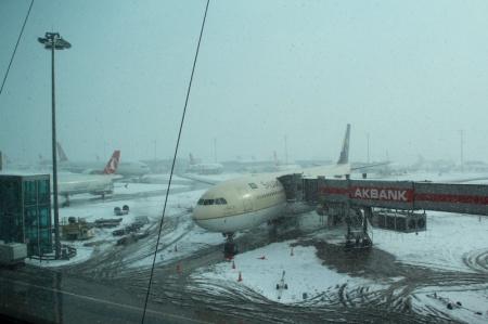 Istanbul 2012 - Schwierige Anreise in Richtung Süden