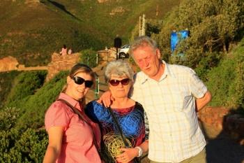 Im Glanze des Gegenlichts - Chapmen's Peak