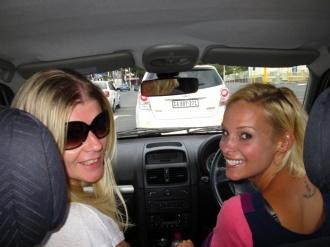 Janni und Angie