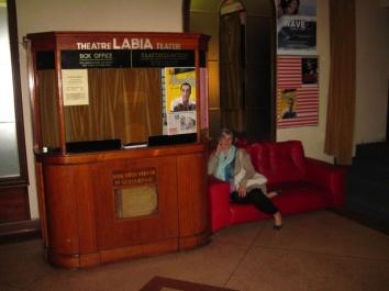 Labia - Unser Lieblingskino