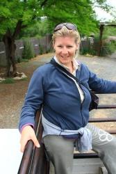 Bei den Laufvogelzüchtern - Karoo