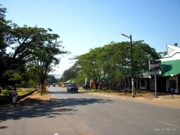 Victoria Falls - Ort
