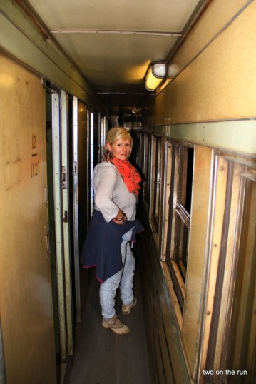 Zug nach Victoria Falls