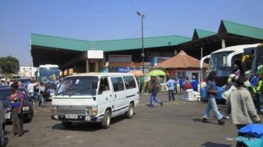 Lusaka Busstation