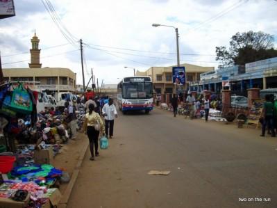Lilongwe - Old Twon