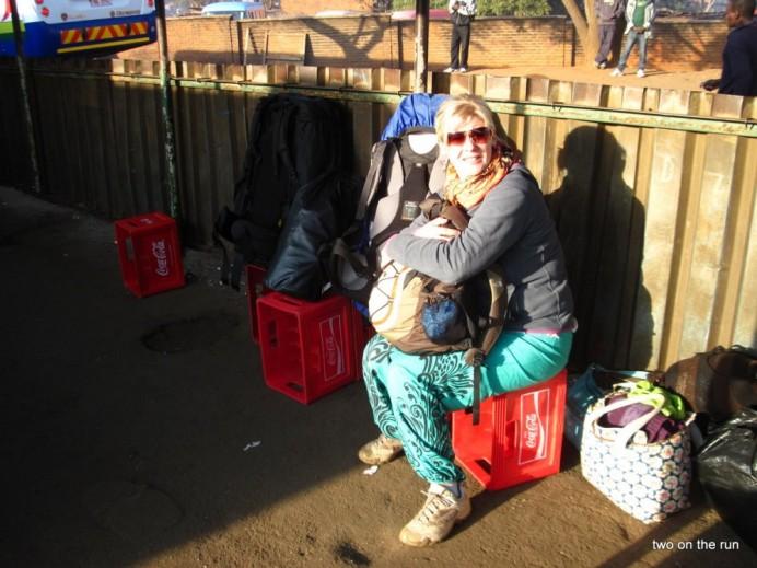 Lilongwe Busbahnhof