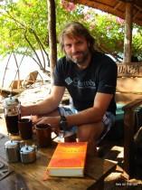 Am Lake Malawi - Cape Maclear