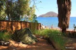 Lodge in Cape Maclear