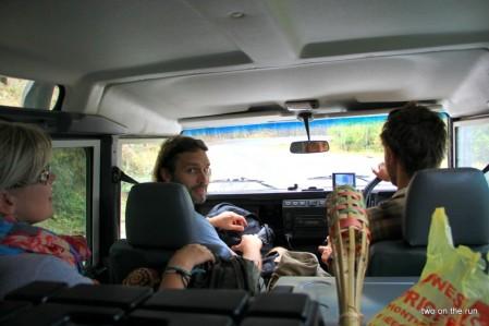 Unterwegs mit Laura und Andy