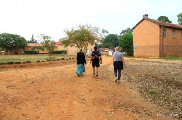 Wanderung durch Livingstonia