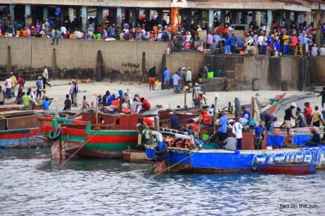 Auch so kann man nach Zanzibar reisen