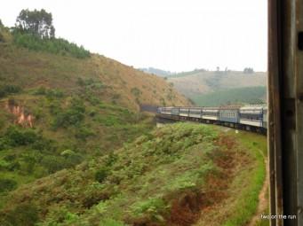 Von Mbeya nach Dar-Es-Salaam mit dem Zug