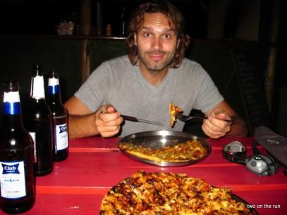 Guten Appetit - wiedermal ne Pizza