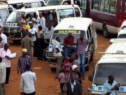Kampala - Old Bus Stand