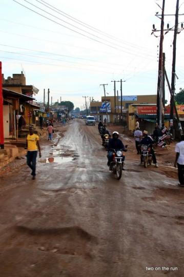 Untergang in Uganda
