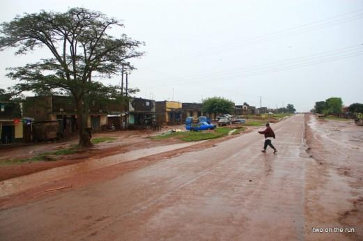 Unterwegs in Uganda
