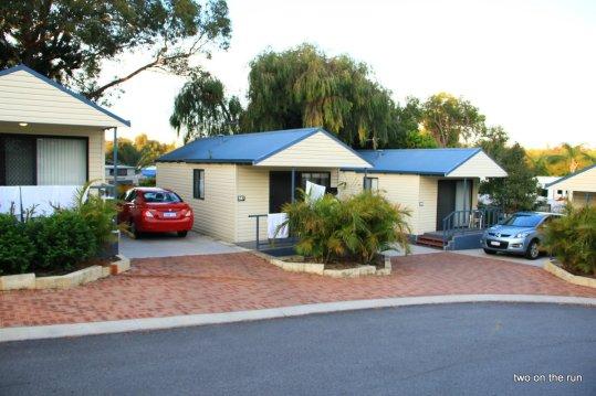 Perth - Campingplatz