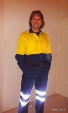 Meine neue Uniform