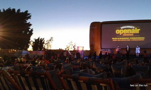 Open Air Kino Perth