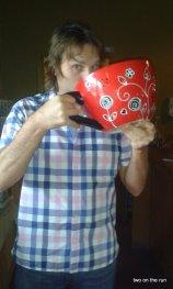 Kaffeeverkostung... die falsche Tasse... Im Swan Valley
