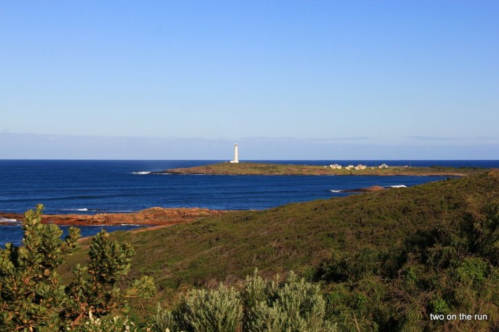 Cape Leeuwin in Augusta