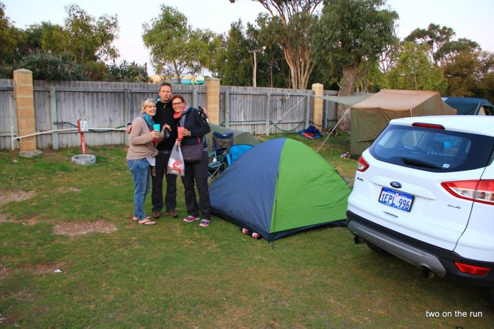 Unterwegs mit Alex und Wolfgang in Western Australia